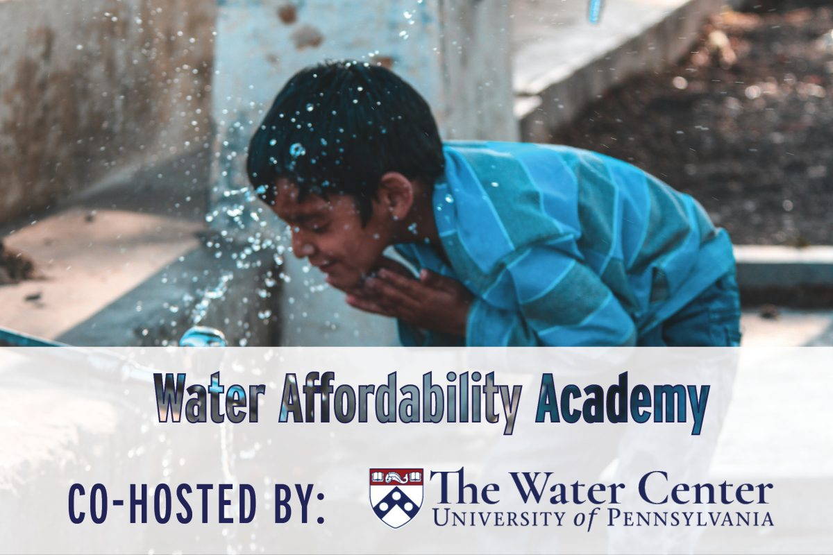 Water Affordability Academy