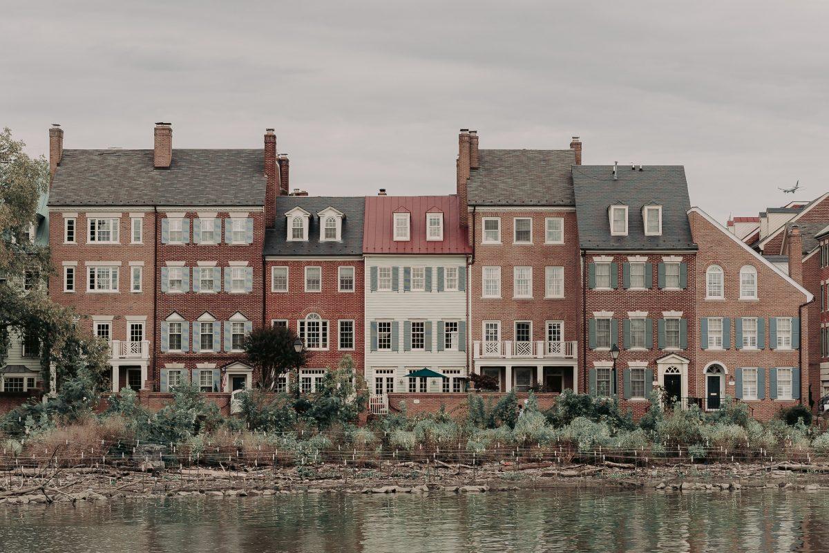 Townhomes in Alexandria, VA